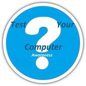 Test Your Computer Awareness