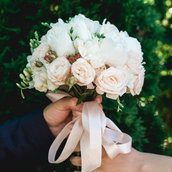 Bridal bouquet Wallpaper