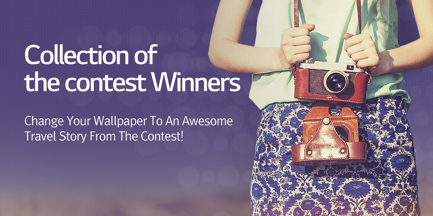 [Photo Gallery Collection of the contest Winners]