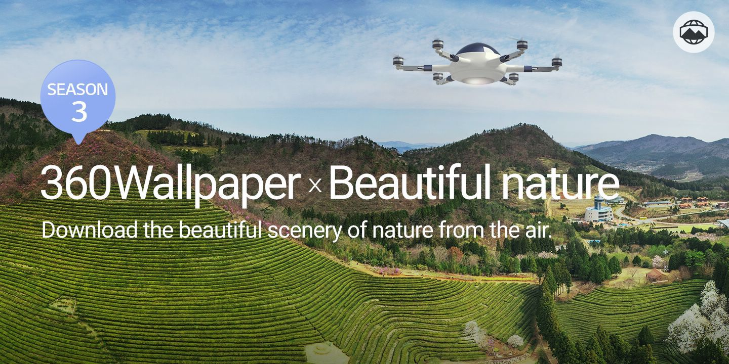 [360 Wallpaper Season 3 Beautiful nature]